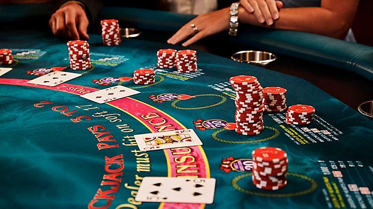 Having fun in online casinos