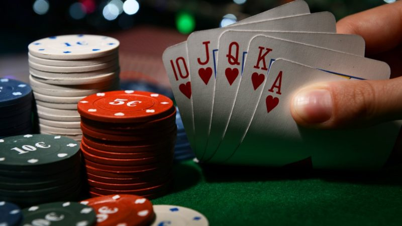 Texas Holdem Poker – Secrets For Easy Success