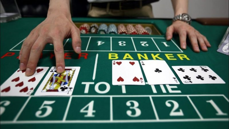 Tips to Learn to Play Baccarat with These Great Tips